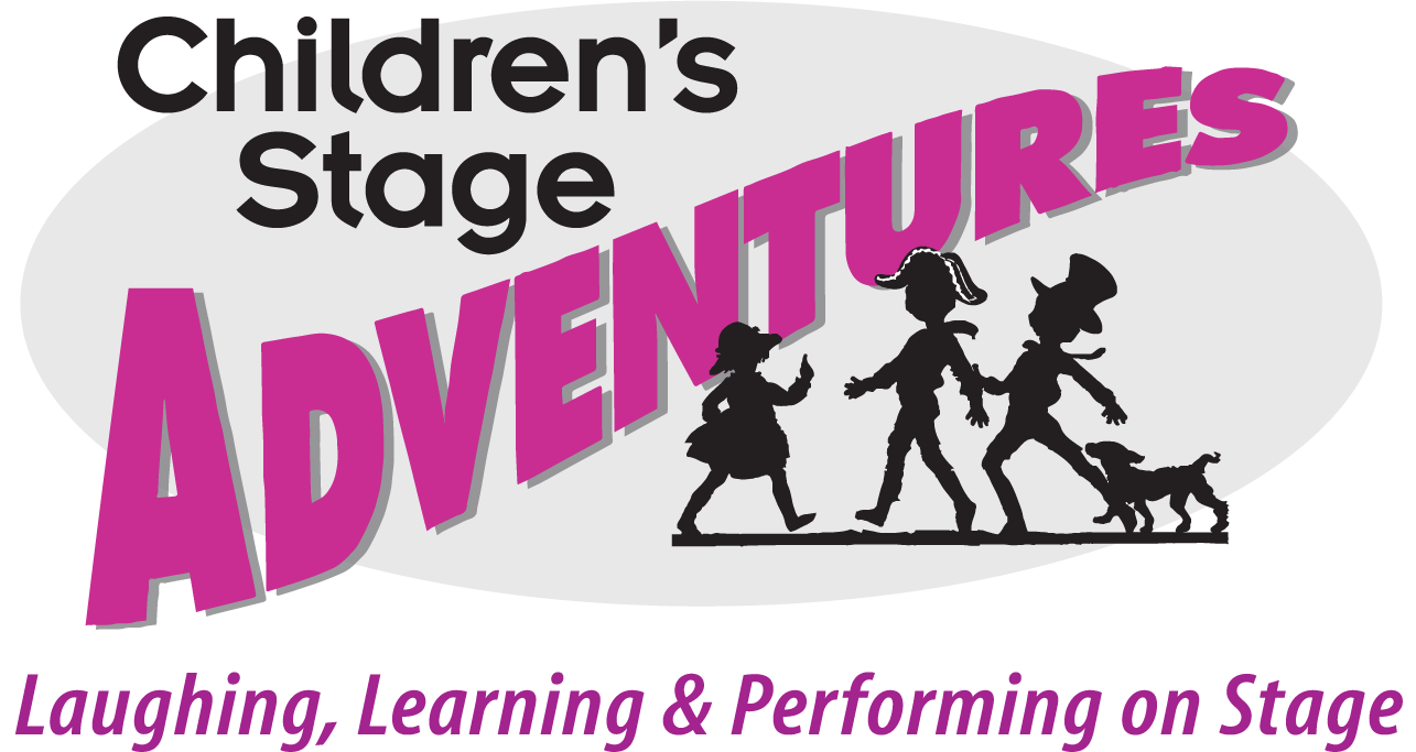 Childrens Stage Adventures logo